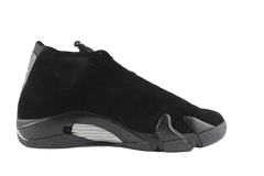 "Air Jordan 14 ""Black Suede"" Seamless SAMPLE"