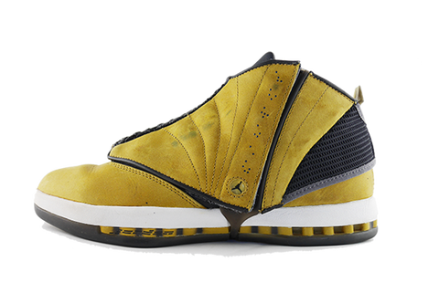 "Air Jordan 16 ""Ginger"""