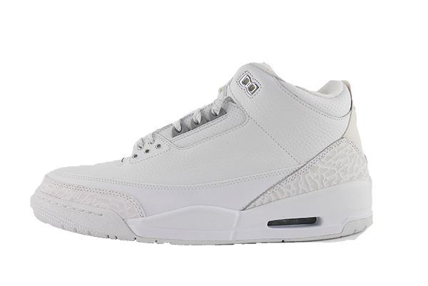 "Air Jordan 3 ""Pure Money"""