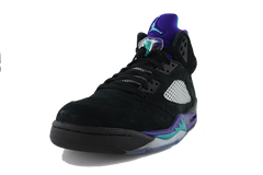 "Air Jordan 5 ""Black Grape"""