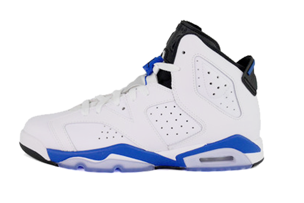 super popular 64c2b d9569 Air Jordan 6 Retro BG (GS)