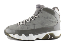 "Air Jordan 9 ""Cool Grey"" (2002)"
