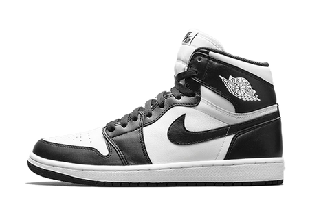 "Air Jordan 1 ""Black/White"""