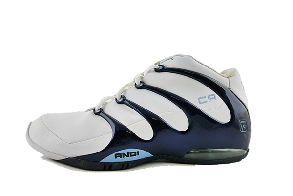 "And1 Rekanize ""White/Navy"""
