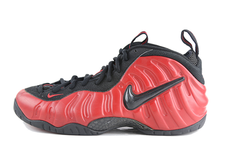 "Nike Air Foamposite Pro ""Red"""