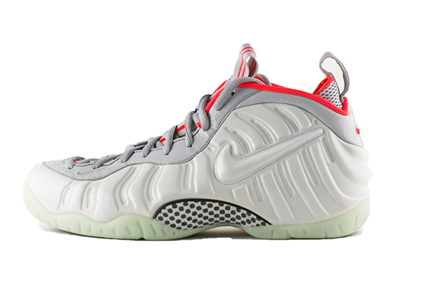 "Nike Air Foamposite Pro ""Pure Platinum Yeezy"""