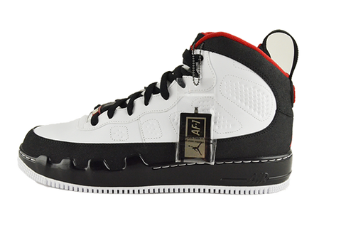 54e9a230f54d Air Jordan 9 x Air Force One Fusion