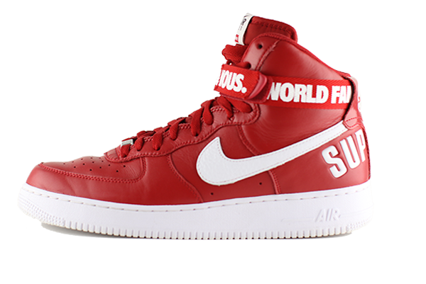 nike air force one high supreme sportswear