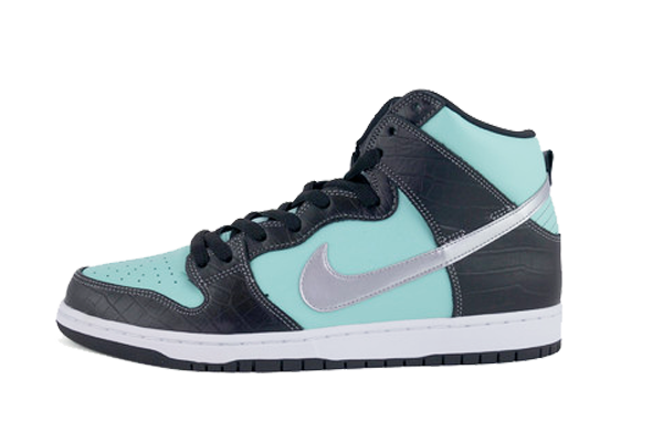 "Nike Dunk High PRM SB ""Diamond"""