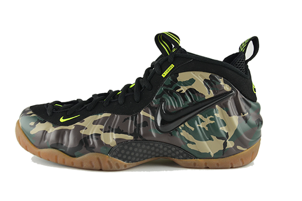 "Nike Air Foamposite Pro PRM LE ""Green Camo"""
