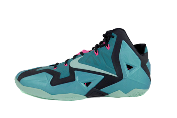 save off 27029 07053 ... turquoise 07584 1cd39  discount nike lebron 11 south beach 25964 19ec5