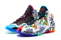 "Nike LeBron 11 ""What The"""
