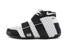 "Nike LeBron 20-5-5 ""White/Black"""