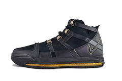 "Nike LeBron 3 ""Black/Gold"""
