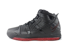 "Nike LeBron 3 ""Black/Red"""