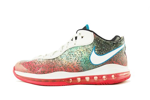 "Nike LeBron 8 Low ""Miami Night"""