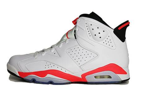 "Air Jordan 6 ""White Infrared"""