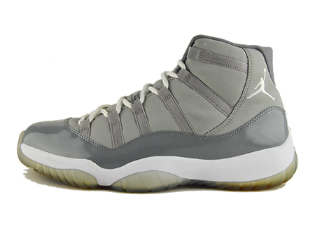 "Air Jordan 11 ""Cool Grey"""
