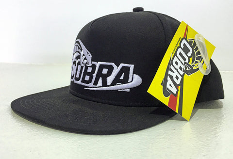 King Cobra Snapback Black