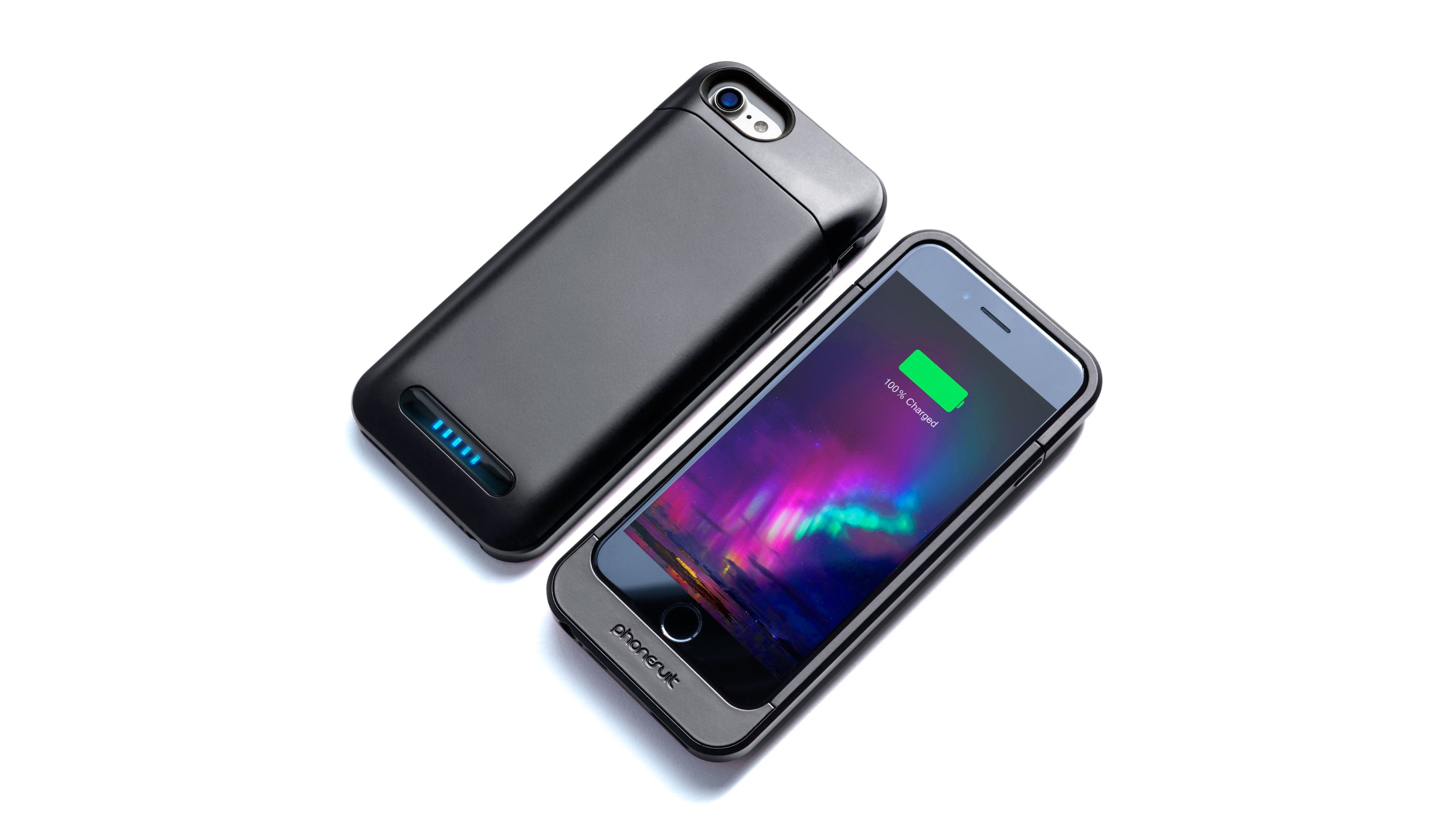 PhoneSuit Elite Pro Battery Case for iPhone 8 & iPhone 7