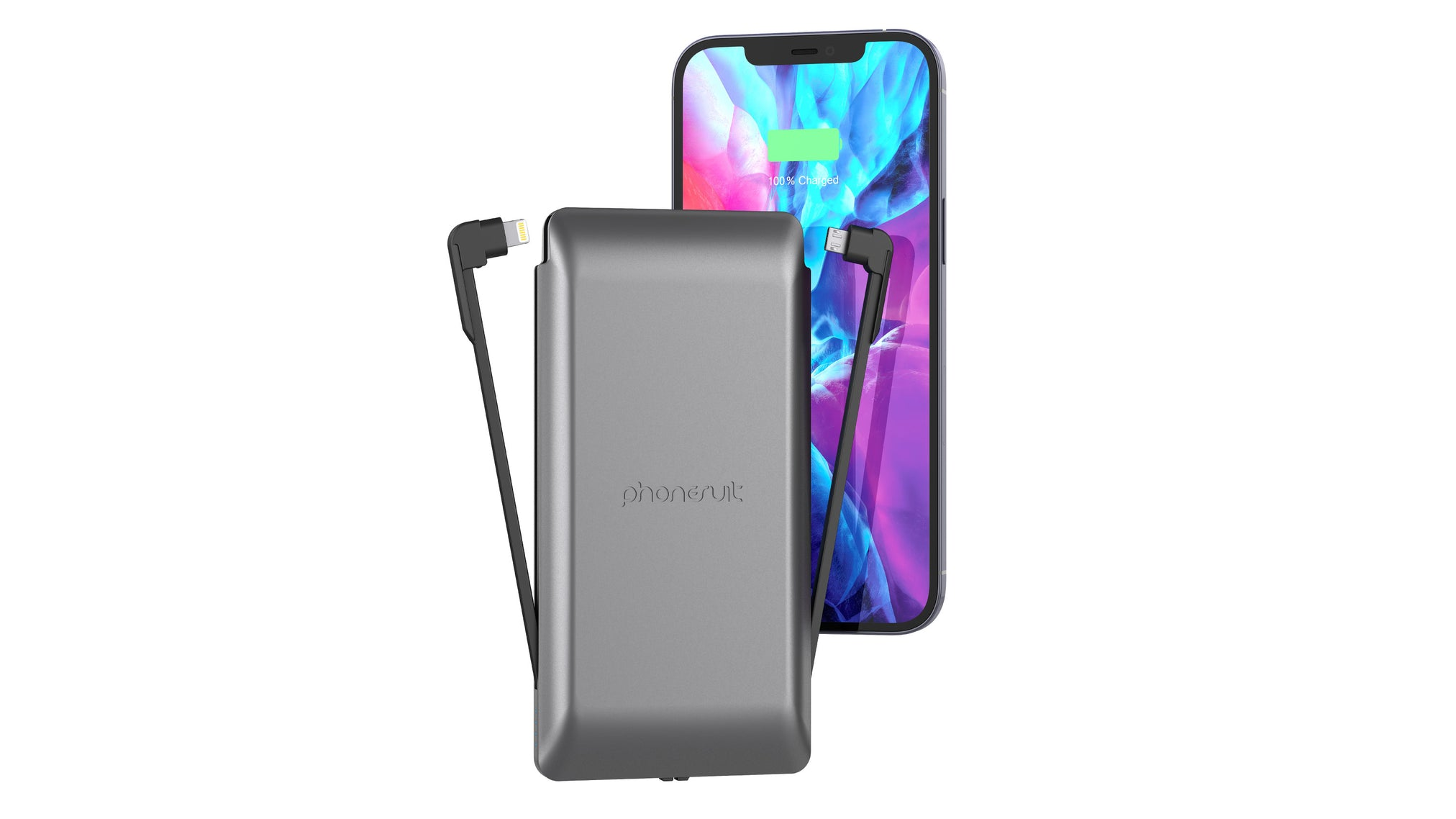 Journey MAX | Portable Pocket Charger | for iPhone, AirPods, Smartphones & More