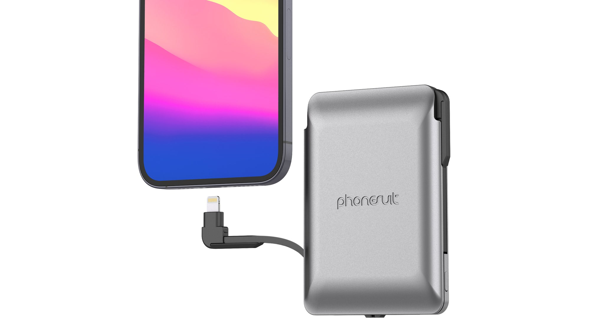 Journey MINI | Portable Pocket Charger | for iPhone, AirPods, Smartphones & More