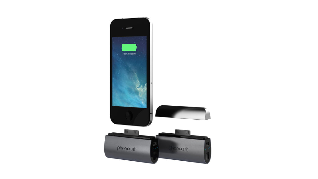 flex pocket charger fits in a pocket, bag or purse