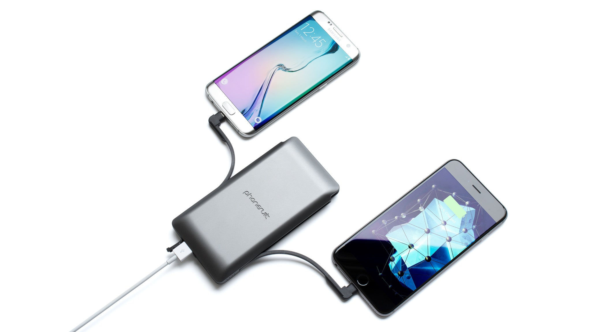 Journey Travel Charger Max for iPhone & Smartphones