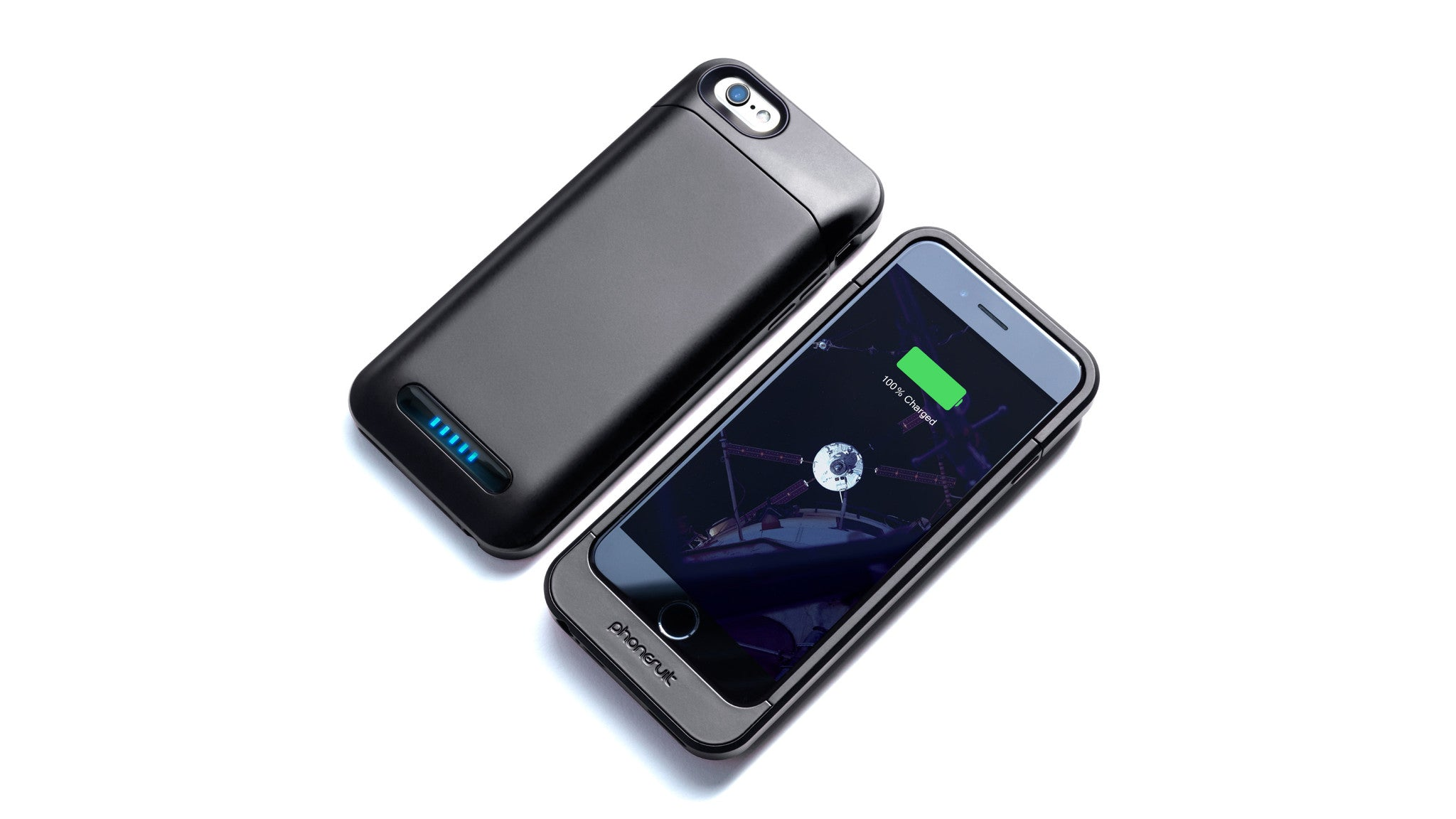 best sneakers 4c48e 871b5 PhoneSuit Elite 6 Battery Case for iPhone 6 & iPhone 6S