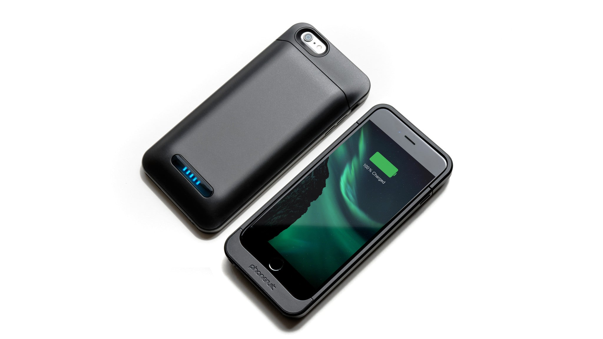 100% authentic c1bd9 a796f PhoneSuit Elite 6 Plus Battery Case for iPhone 6/6S Plus