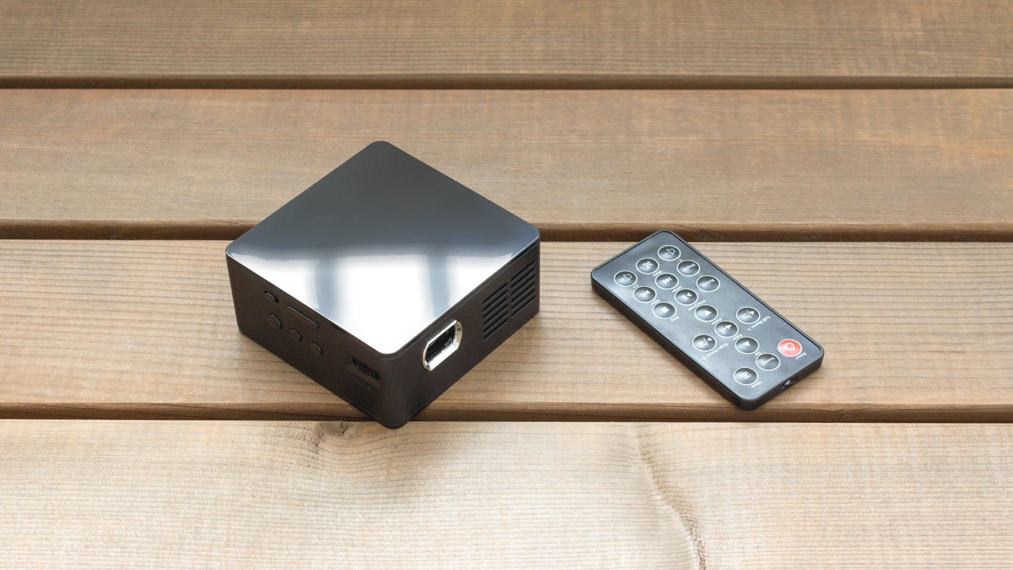 Lightplay Cube Pico Projector
