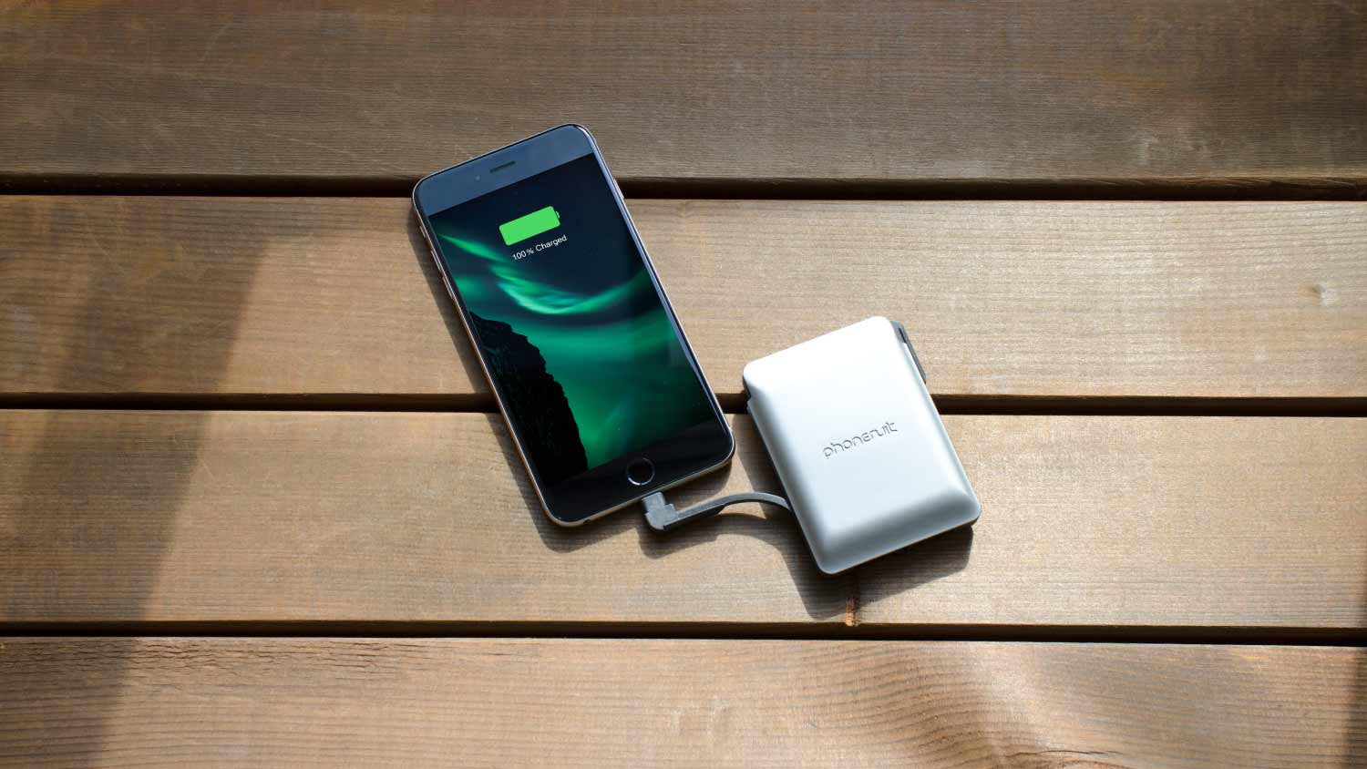 Journey Travel Charger Micro for iPhone & Smartphones