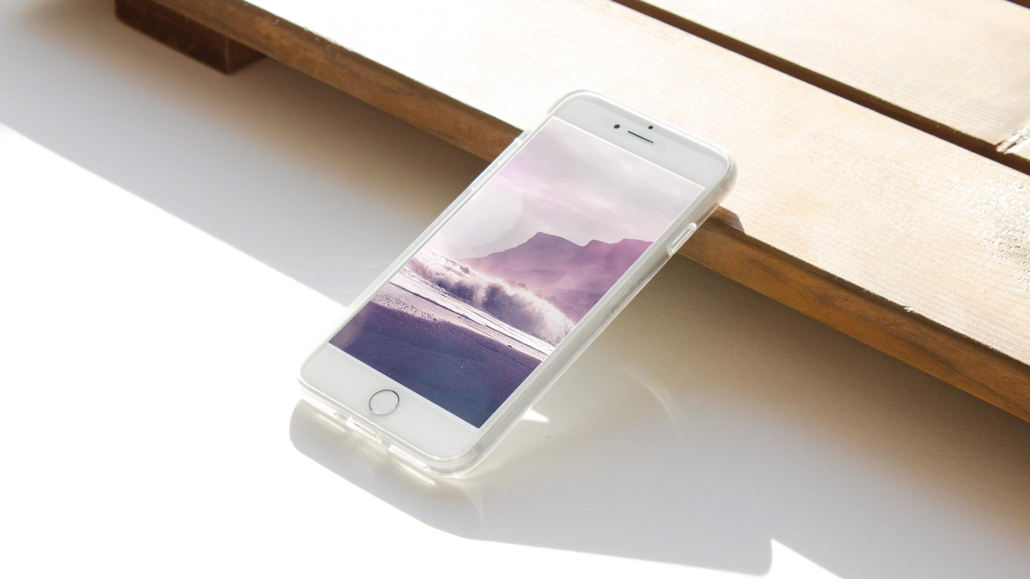 PhoneSuit Hybrid Clear Case for iPhone 7 Plus