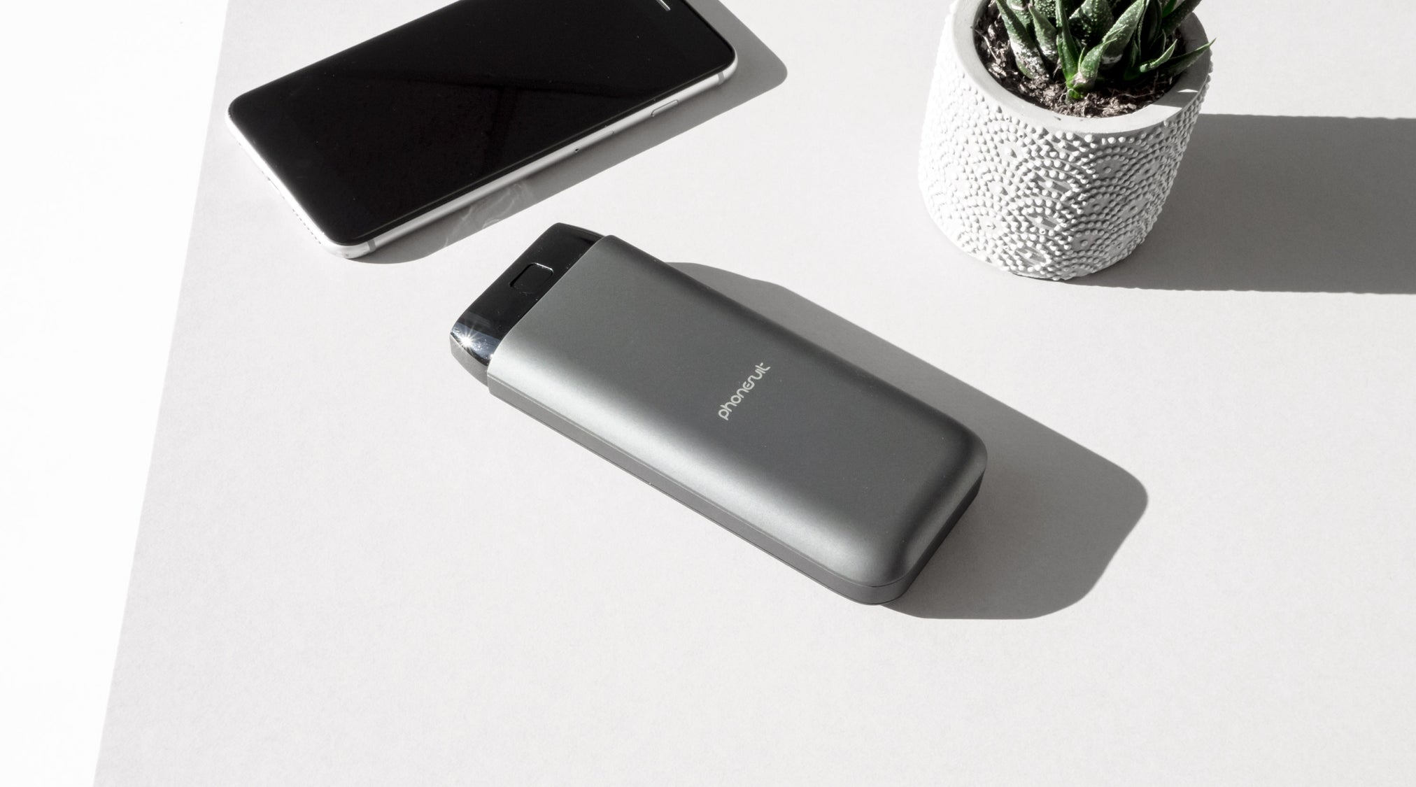Energy Core Max Power Bank 20,000mAh for iPhone, Samsung, & More