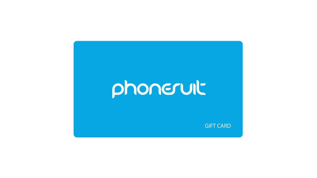 PhoneSuit Gift Card