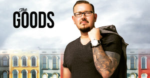 GoodBoy Clothing Featured on Gary Bredow's Start Up TV Show | The GOODS
