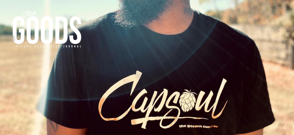 Eric Jackson - Craft Beer & An Uncapped Soul | THE GOODS