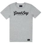 Crew Neck T-Shirt - Heather Grey