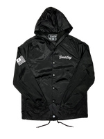 Coach Windbreaker Jacket