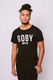 GDBY Short Sleeve -Black