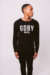 GDBY Long Sleeve - Black