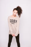 GDBY Long Sleeve - Beige