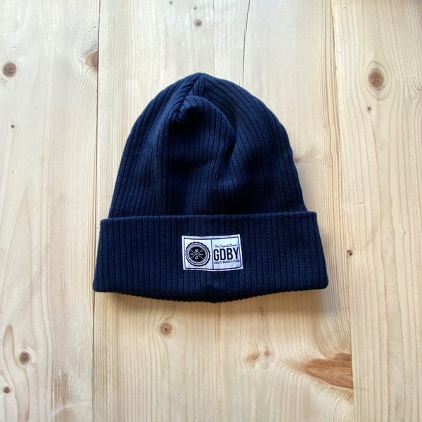 GDBY Knit Cap Navy