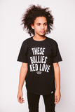 Junior Bully's Tee Black