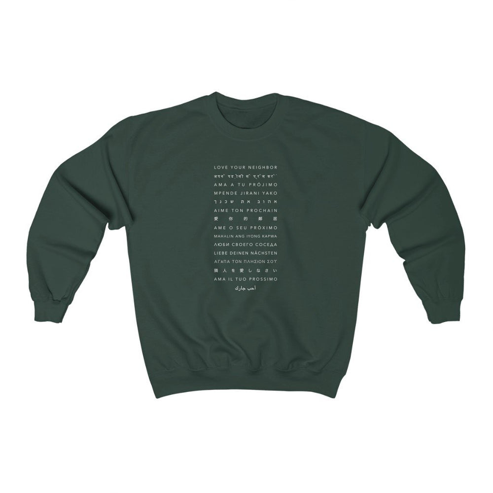 Load image into Gallery viewer, Multiple Languages | Unisex Sweatshirt
