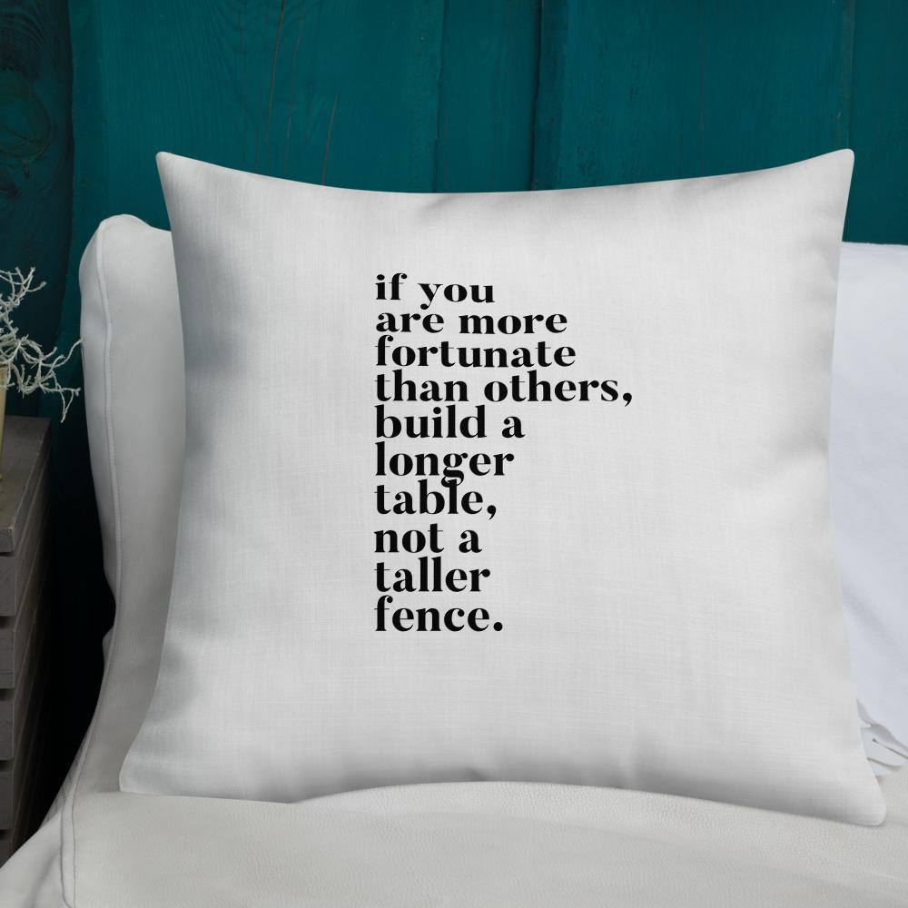 Build & It's Ok | Pillow