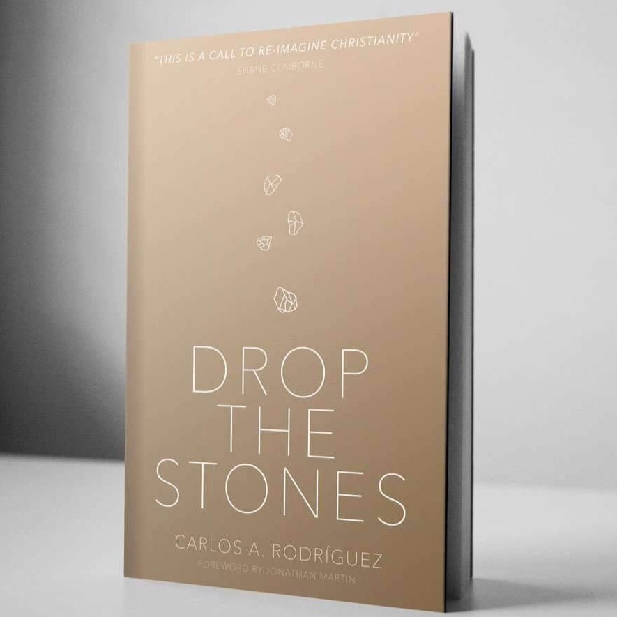 Drop The Stones (Signed Copy) - The Happy Givers