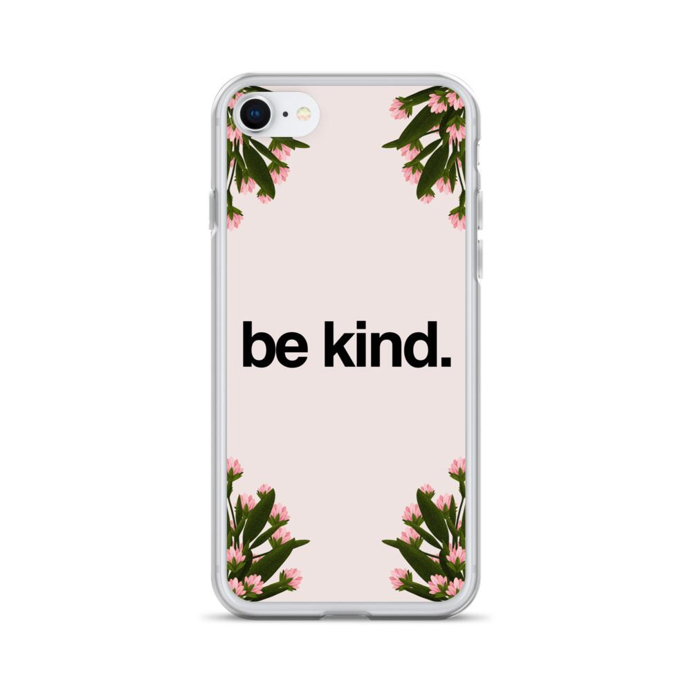 Be Kind - Pink Edition | iPhone Case