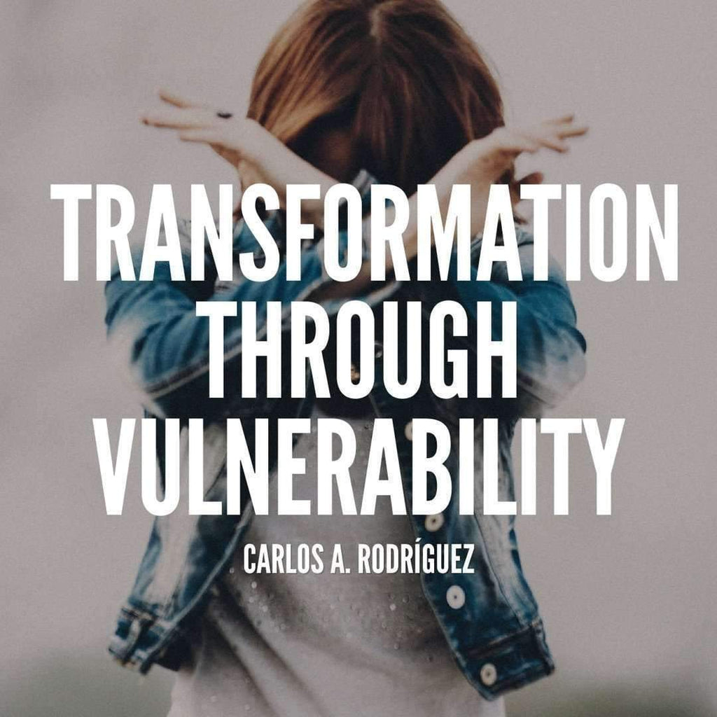 Transformation Through Vulnerability - The Happy Givers
