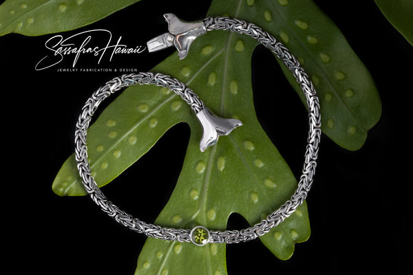Fluke Bracelet and Anklet